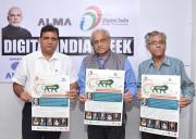 DLP Poster gets released in Digital India Week