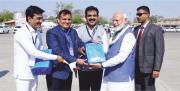 PM  Narendra Modi appreciates activities of WBR