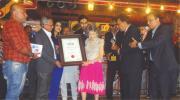 WBR, London (UK) felicitates 99 yearsTao Porchon Lynch