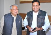 With Shri Kalraj mishra, Unioun Minster - MSME