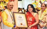 ISKCON India gets included by World Book of Records
