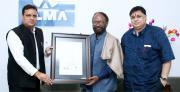 Director Ketan Mehta and Bhupender Sachdev get honoured