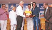 Rahul Roy gets felicitated by ALMA Silver Jubilee Award