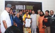 """WBR  honors Acharya Pt. Ram Chandra Sharma """"Vedic"""""""