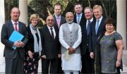 Virendra Sharma leads delegation to discuss Post-Brexit